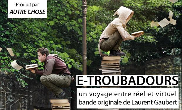 Visuel du projet E-Troubadours