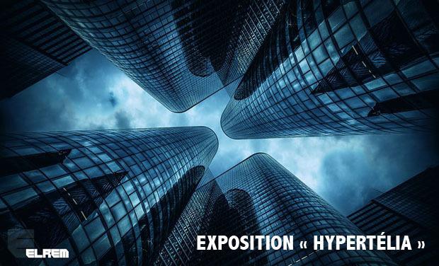 """Visuel du projet EXPOSITION PHOTO """" HYPERTÉLIA """""""