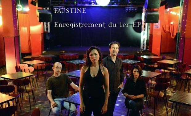 Visuel du projet Premier EP de FAUSTINE