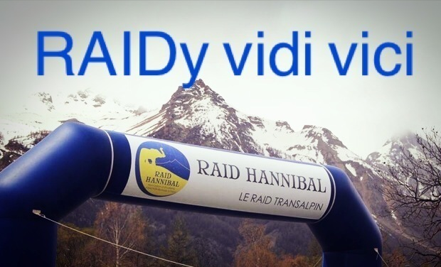 Visueel van project RAIDy Vidi vici