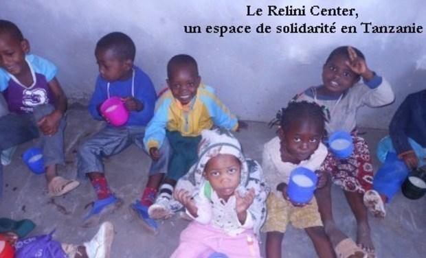 Visueel van project Le Relini Center, un espace de solidarité en Tanzanie