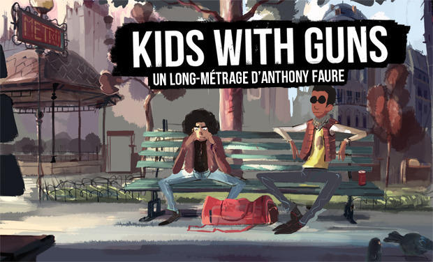 Visuel du projet KIDS WITH GUNS