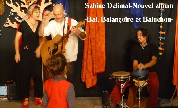 Visueel van project Bal, Balançoire et Baluchon