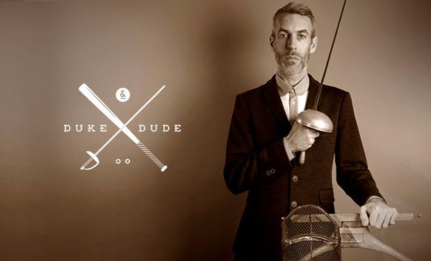 Visuel du projet Duke & Dude : prêt-à-porter masculin
