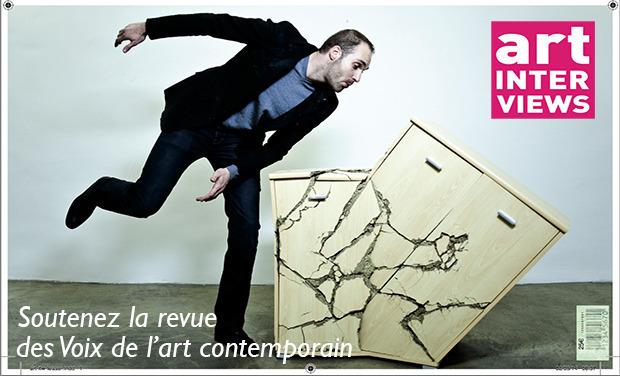 Visuel du projet Art Interviews, Les voix de l'art contemporain