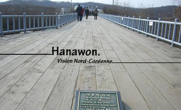 Visuel du projet Hanawon, Vision Nord-Coréenne.