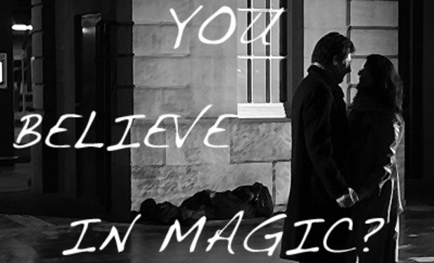 Project visual Do you believe in Magic ?