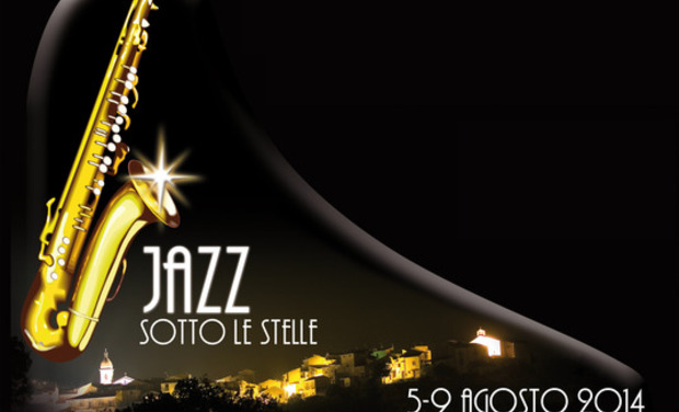 Project visual Jazz sotto le stelle Pietrelcina 2014