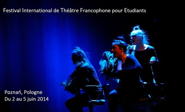 Project visual Festival International de Théâtre Francophone pour Etudiants
