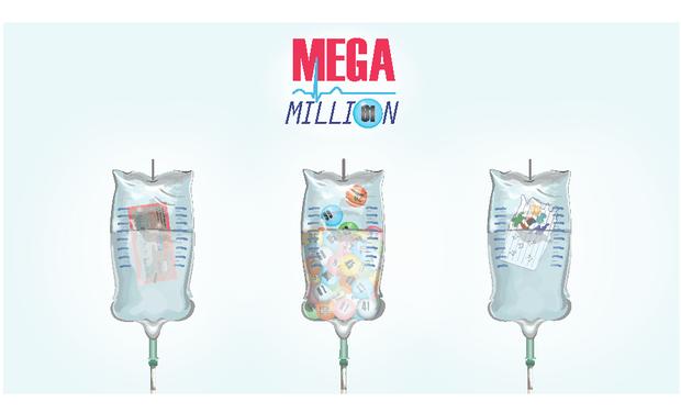 Project visual Mega Million