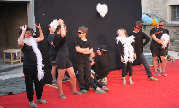 Project visual Cabaret Roulotte