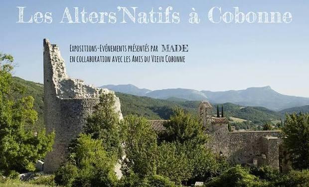 Project visual Les Alters'Natifs à Cobonne