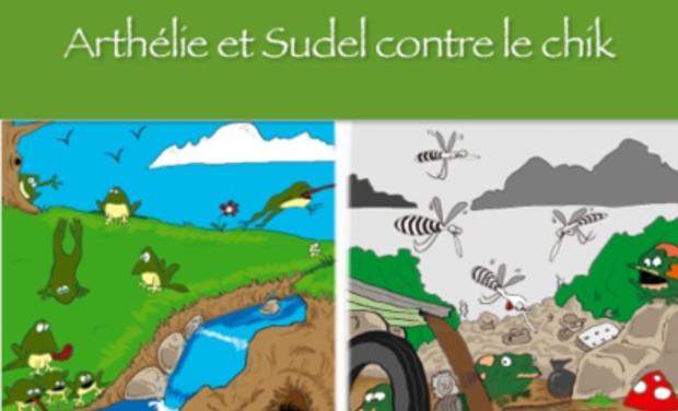 Visueel van project Sortie officielle de l'ibook Arthélie et Sudel contre le chik'... tous à vos clic!!! c'est gratuit