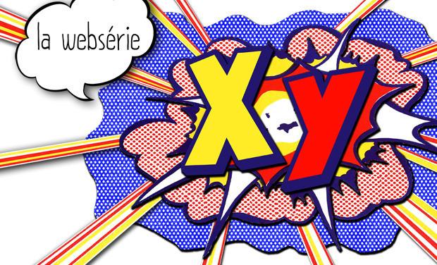 Visueel van project XY - la websérie