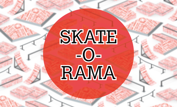 Project visual SKATE-O-RAMA