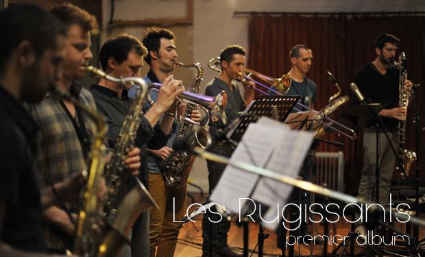 Visuel du projet Les Rugissants : Premier Album !!!