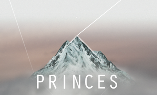 Visueel van project PRINCES collectif les bâtards dorés