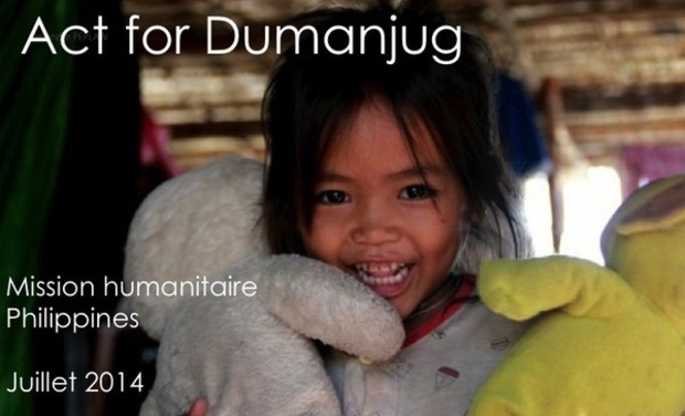 Project visual Act for Dumanjug - Philippines 2014