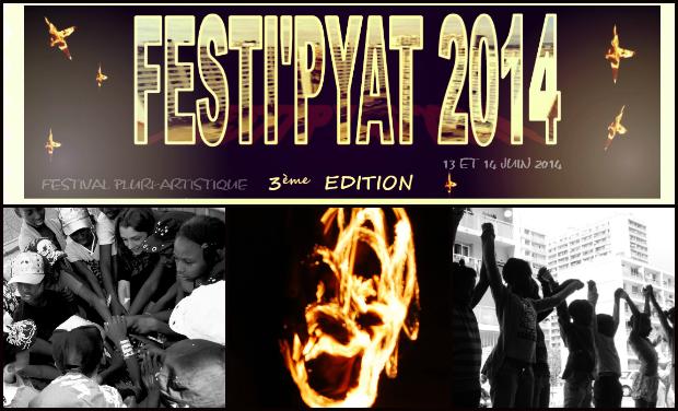 Visueel van project Festi'Pyat - Les artistes dans la cité!
