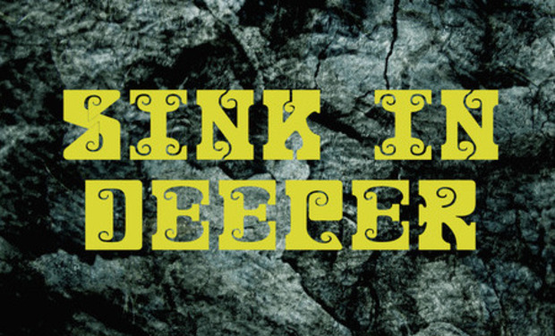 Visueel van project Sink In Deeper