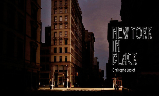 Visueel van project NEW YORK in BLACK