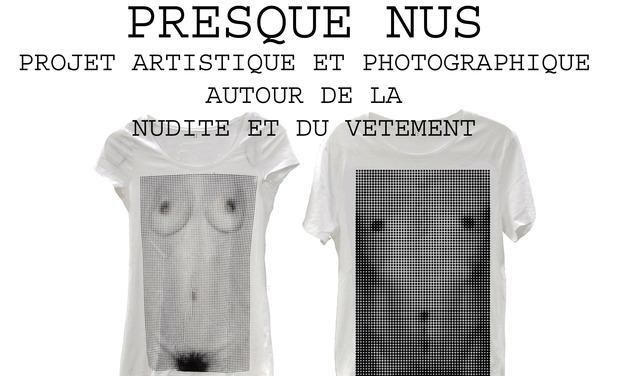 Visuel du projet Tee shirts qui déshabillent
