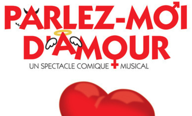 "Visueel van project ""Parlez-Moi d'Amour"" Avignon Off 2014"