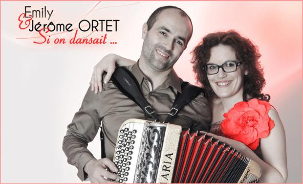 Visuel du projet Si on dansait - Emily et Jérôme ORTET