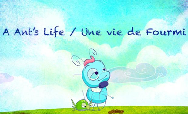 Visuel du projet A Ant's Life/Une vie de Fourmi