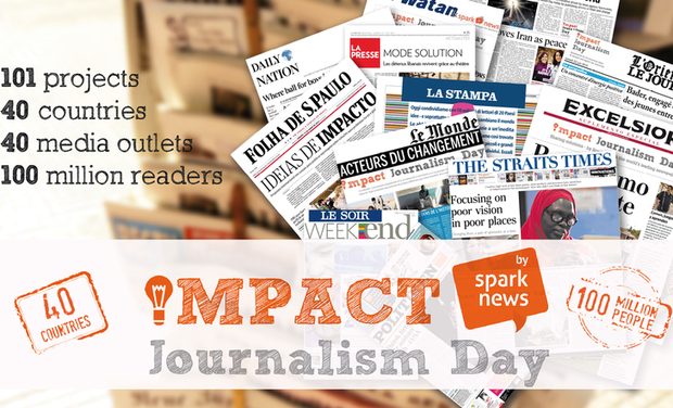 Project visual Impact Journalism Day 2014