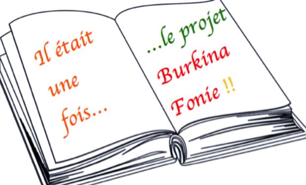 Visuel du projet Burkina Fonie