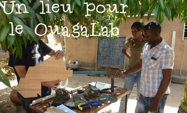 Visuel du projet Un lieu pour le Ouaga Lab
