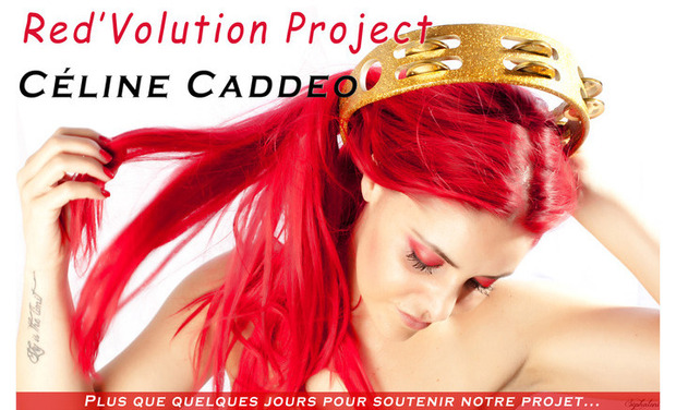 Visuel du projet Céline Caddeo - Red'Volution Project - Mix/Mastering +1 Clip
