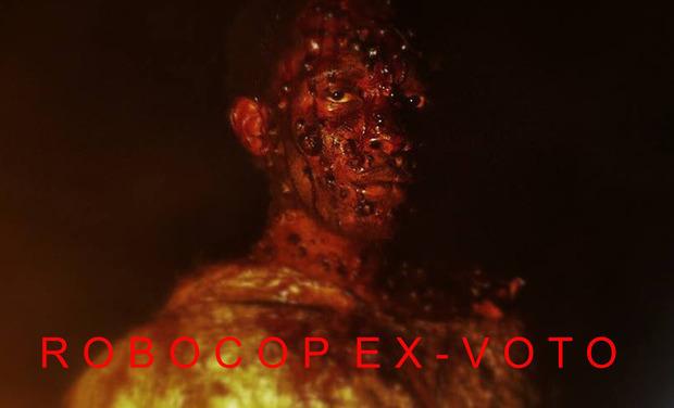 Visuel du projet ROBOCOP EX-VOTO