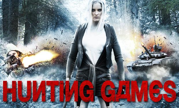 Visuel du projet Hunting Games