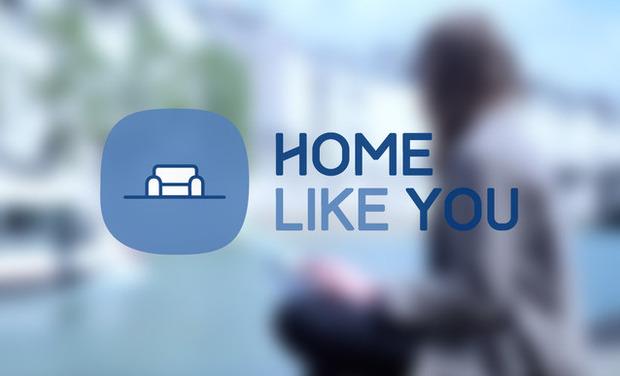 Visuel du projet HomeLikeYou.com
