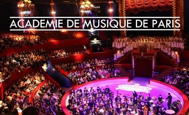 Visuel du projet Académie de musique de Paris