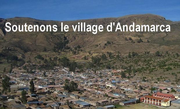 Visuel du projet Soutenir le village d'Andamarca