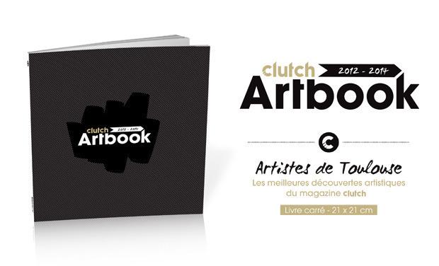 Visuel du projet Clutch Artbook