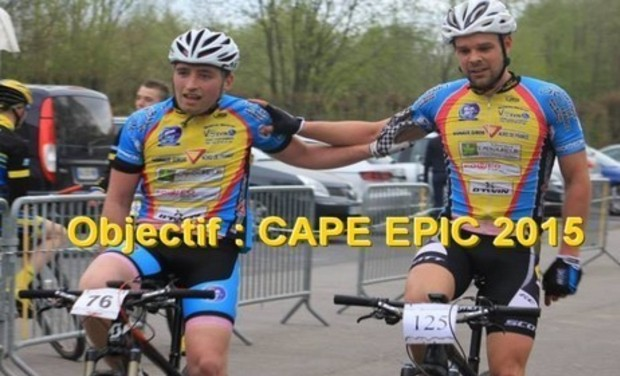 Visueel van project CAPE EPIC 2015
