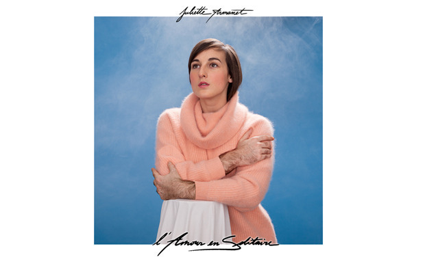 Visuel du projet Juliette Armanet / LE CLIP