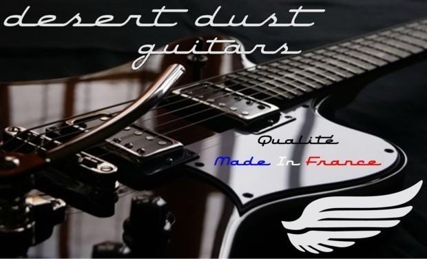 Visueel van project Desert Dust Guitars