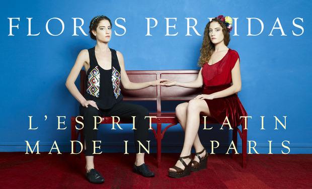Visuel du projet Flores Perdidas, l'esprit latin made in Paris