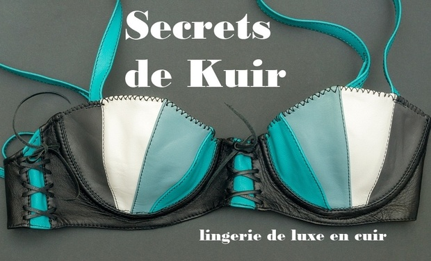 Project visual Les Secrets de Kuir