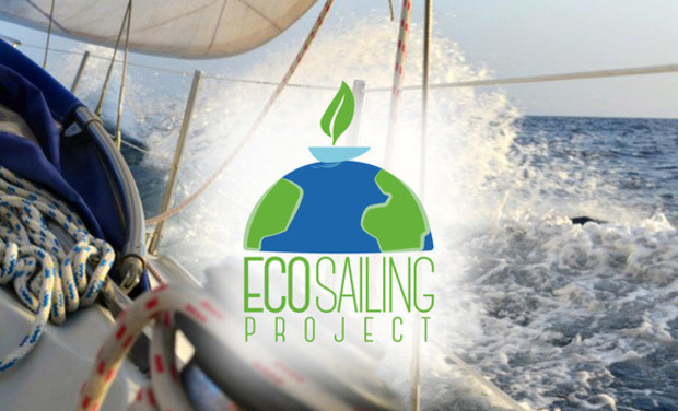 Visueel van project Eco Sailing Project, voilier zéro-émission autour du monde