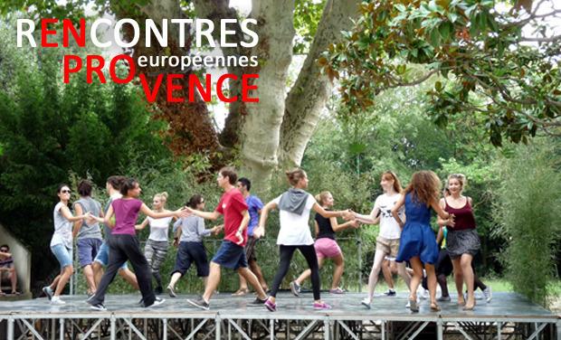 Visuel du projet Rencontres Européennes interculturelles en Provence