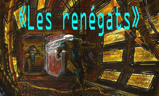 Visueel van project Les renégats