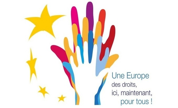 Visuel du projet L'Europe des droits : ici, maintenant, pour tous !