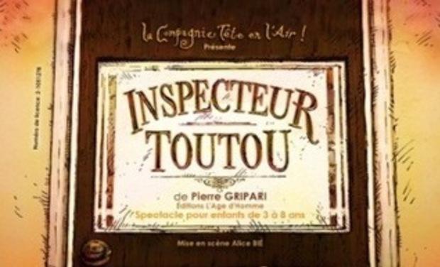 Visuel du projet Allons à Avignon avec inspecteur Toutou!!