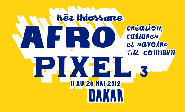 Project visual Festival Afropixel #3